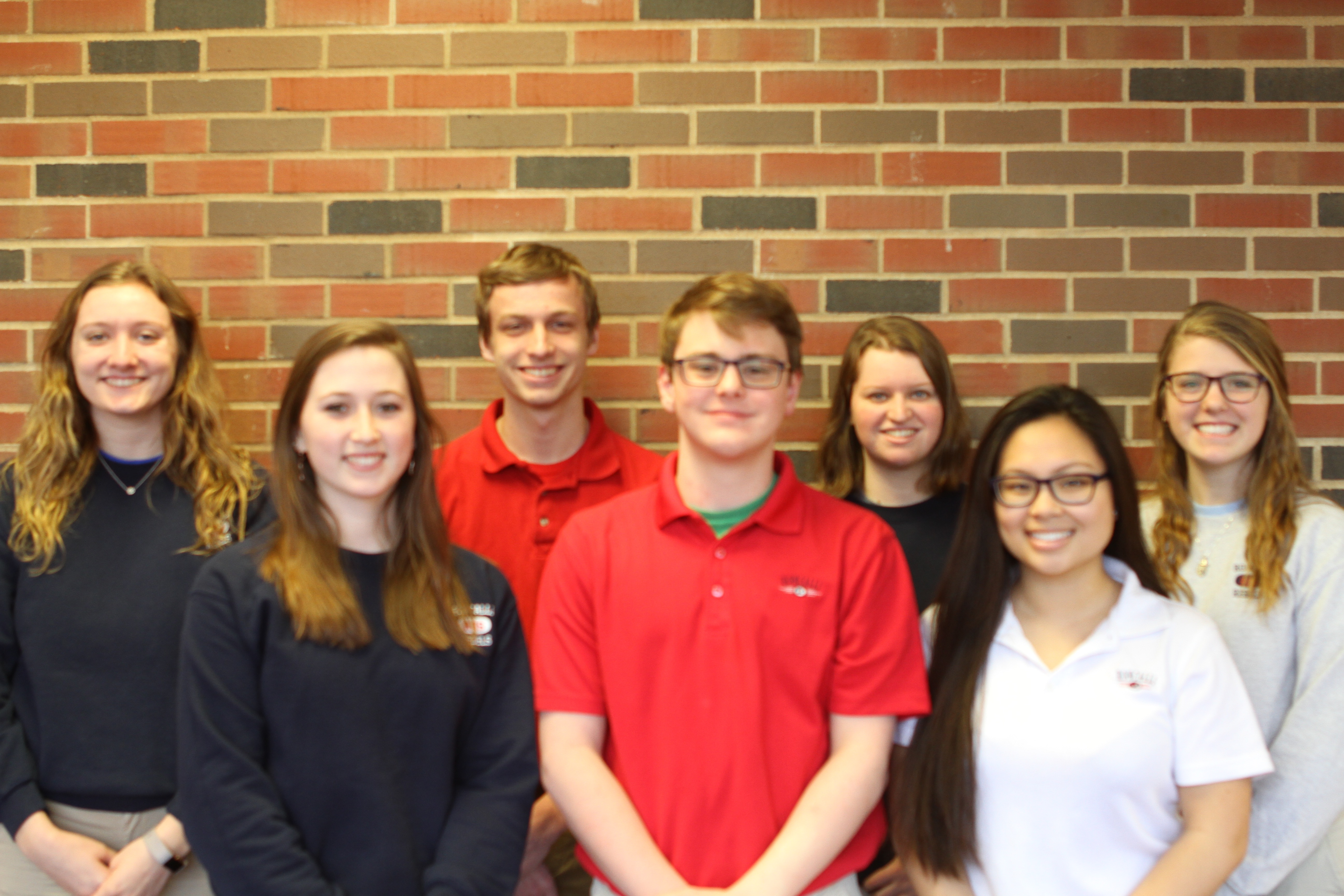 7 Juniors earn 8 act perfect scores