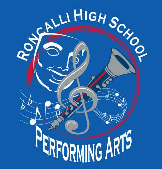 Roncalli Performing Arts Logo
