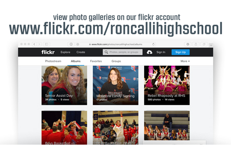 Roncalli High School Flickr Page